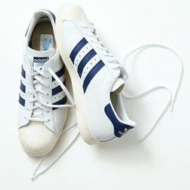adidas, BEAUTY&YOUTH UNITED ARROWS - SS80s NAVY