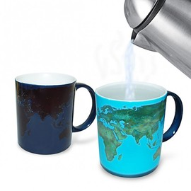 Thumbsup - Heat-Sensitive Day & Night Mug