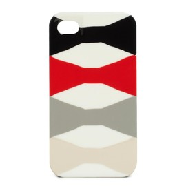 kate spade NEW YORK - resin iphone case graphic bow