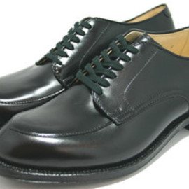 ALDEN - V-CHIP ALDEN BLACK CALF(54411)