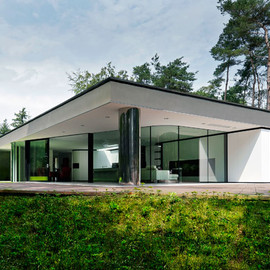 123DV Architects - Villa Veth, Netherlands