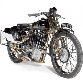 mobby dick - The Brough Superior SS100