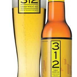 GOOSE ISLAND - 312 URBAN WHEAT ALE