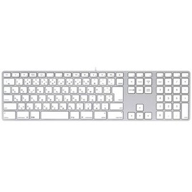 Apple - Apple Keyboard テンキー付き -JIS MB110J/B