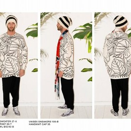 Anntian - oversize sweater