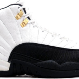 NIKE - AIR JORDAN 12 (XII/Taxis White Original)