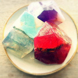 fragrance jewel soap