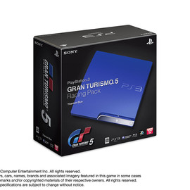 Sony Computer Entertainment - PlayStation®3 GRAN TURISMO 5 RACING PACK
