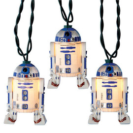 Star Wars - Christmas Lights