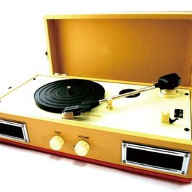 MUSIC TRUNK - Mini Portable Record Player