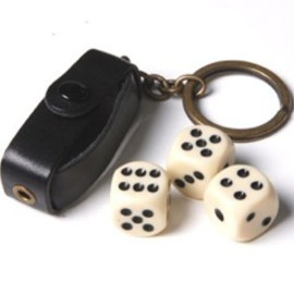 Maison Martin Margiela - Dice Trip-Set Key Chain