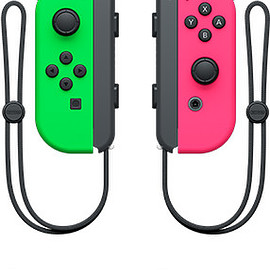 Nintendo Switch Splatoon2 - Joy-Con (L)/(R) Splatoon2