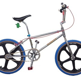 mongoose, BMX - Californian 1984
