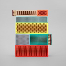 HAY - Matchboxes, Clara von Zweigbergk and Shane Schneck joined forces for Danish design house HAY t