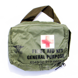 US Military - First Aid Kit Pouch