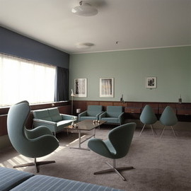 Arne Jacobsen - SAS Royal Hotel,Room 606