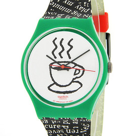 Swatch - GENT CAPPUCCINO