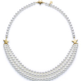 TASAKI by MHT - first lady star necklace