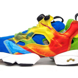 "Reebok - INSTA PUMP FURY OG ""CROOKED TONGUES"""