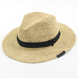THE NORTH FACE - raffia safari hat
