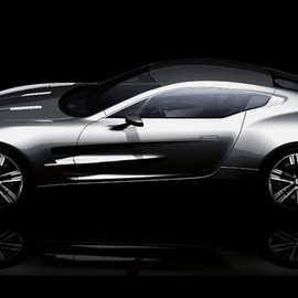 Aston Martin - One-77 by Marek Reichman
