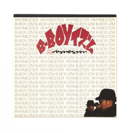 RHYMESTER - B-BOYイズム