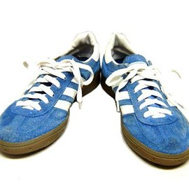 Vintage adidas 「ロシア製」 HAND BALL SPEZIAL レザースニーカー(Leather sneakers)