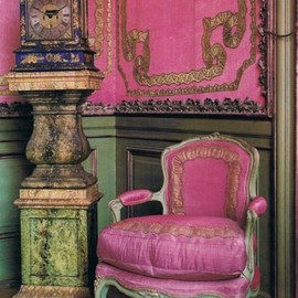 French Interior Detail