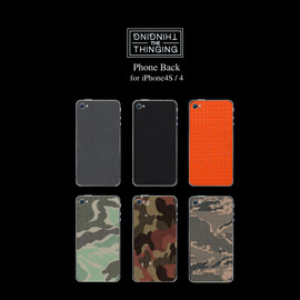 THINGING - Phone Back for iPhone4S