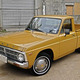 FORD - 1974 Ford Courier