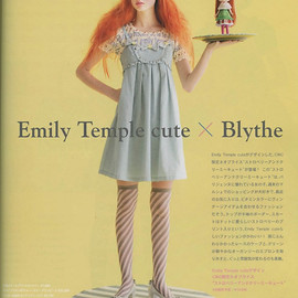 Emily Temple cute - and Blythe