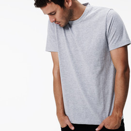 James Perse - SHORT SLEEVE CREW NECK