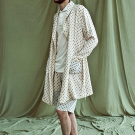 08sircus - Cu/Co Paisley Gown