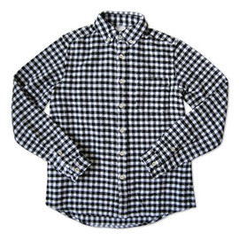 maillot - Cotton flannel gingham B.D. shirts