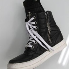 Chrome Hearts - Chrome Hearts x Rick Owens Sneakers