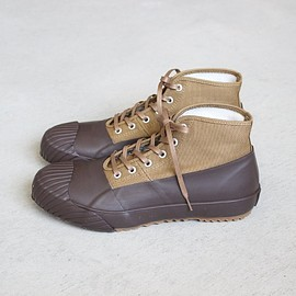 SHOES LIKE POTTERY - FINE VULCANIZED ALWEATHER by Moonstar #brown