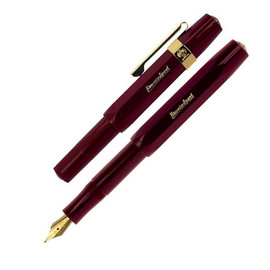Kaweco - Kaweco Classic Sport Fountain Pen Bordeaux Red