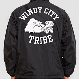 Stussy - Windy City Jacket - Black