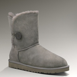 UGG Australia - WOMENS BAILEY BUTTON/5803/GREY