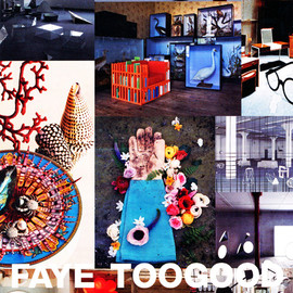 COMME des GARCONS - A PROJECT BY FAYE TOOGOOD Exhibition DM