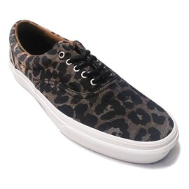 VANS - OMBRE DYED CHEETAH ERA CA (Black)