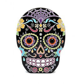 Charlotte Olympia - Calavera embellished box clutch