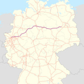 Autobahn Germany - A2