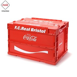 F.C.Real Bristol - COCA-COLA FOLDABLE CONTAINER