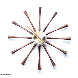 Vitra Design Museum - Spindle Clock