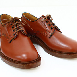 Tricker's - Tricker's Woodstock - Moccasin Brown Leather