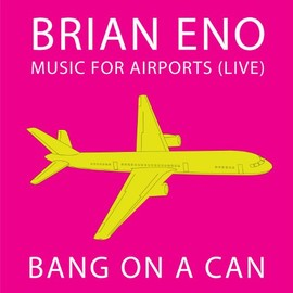 Brian Eno - Music for Airports (Live)