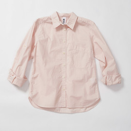 MHL. - COTTON LINE CANVAS SHIRT