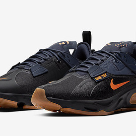 NIKE - React Type Gore-Tex - Black/Bright Ceramic/Thunder Grey
