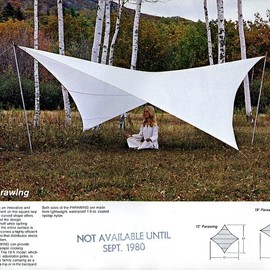 Moss Tent - The Parawing